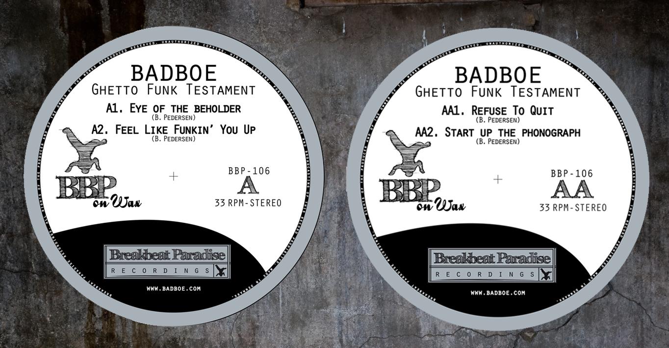 BadboE com - Funky Breaks/Nu Funk & Ghetto Funk